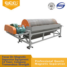 Drum Type Wet High - intensity Magnetic Separator Wet  Permanent Magnetic Separator
