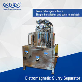 Magnetic Separation Equipment Slurry Wet Magnetic Separator For Grinding Machine